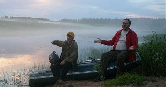 рыбалка у водяного