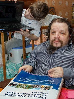 Константин Лесник. Фото предоставлено ресурсным центром «Семья Димитрия Солунского»