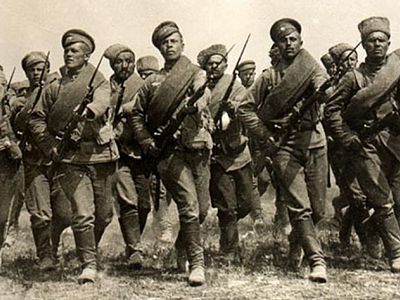 К 100-летию со дня начала Первой мировой войны