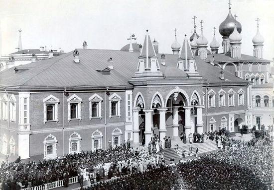 The Chudov Monastery