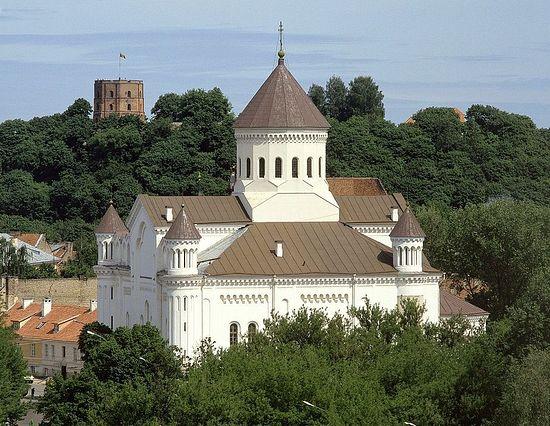 Вильнюс, Кафедральный собор Успения Божьей Матери, 1346 г.
