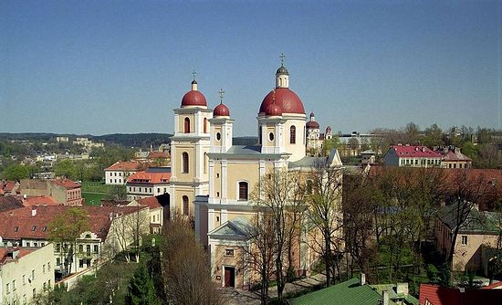 Виленский Свято-Духов монастырь, 1597 г.