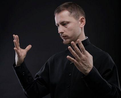 Священник Григорий Крыжановский