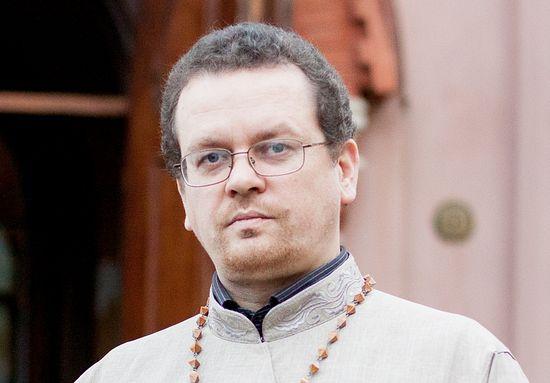 Протоиерей Виталий Моцкус