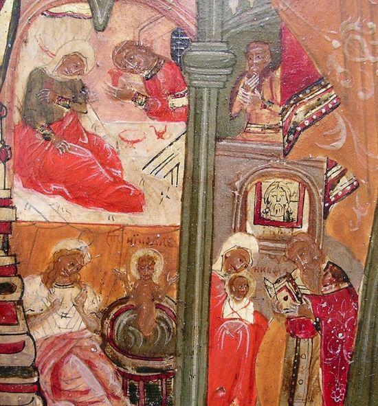Рождество святителя Николая