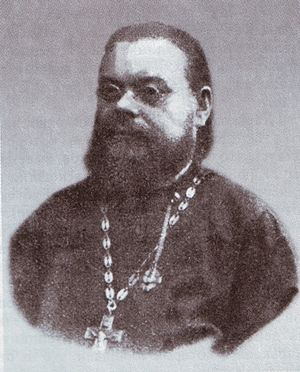 Archpriest Nicholai Stelletsky