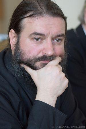 Протоиерей Андрей Ткачев. Фото: st-tatiana.ru