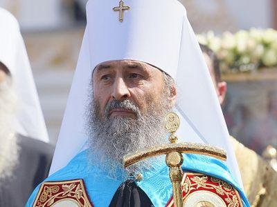 Состоялась интронизация митрополита Киевского и всея Украины Онуфрия