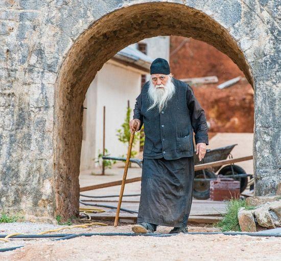 Иеросхимонах Иулиан (Лазар). Фото: pemptousia.ro