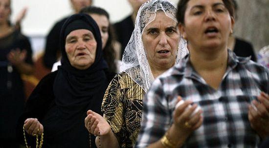 Христианки Ирака. Многие из них обречены.( Reuters / Stringer )