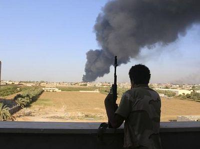 Ливия: в Триполи салафиты запрещают продавать иконы и кресты