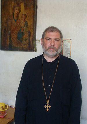 Протоиерей Давид Цицкишвили