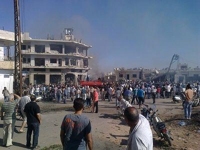 Сирийской православной деревне угрожает уничтожение