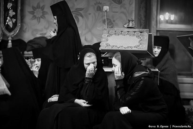 Καθημερινή ζωή Tolga μοναστήρι.  Φωτογραφία: Vladimir Orlov / Pravoslavie.Ru