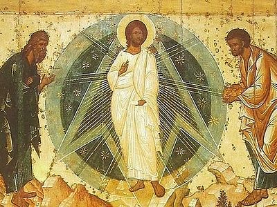 Sermon by Archbishop Seraphim (Ivanov, + 1987) of Chicago and Detroit on the Transfiguration