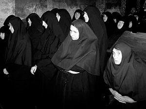 Сестры монастыря Девич