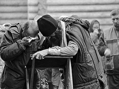 Плачущие — утешатся