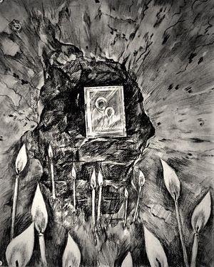 Вадим Цаликов. «Простите нас». Из серии «Беслан. Кадры памяти»