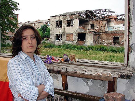 Фатима Аликова (Цаликова)