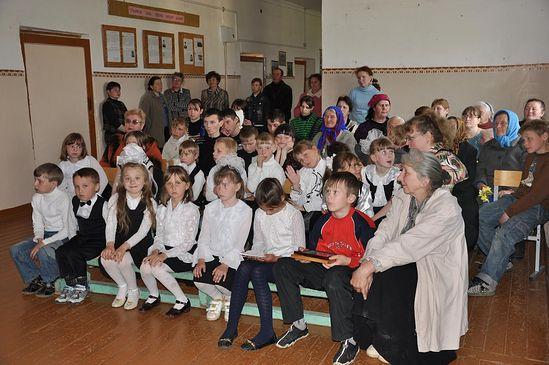 Ученики Костяевской школы
