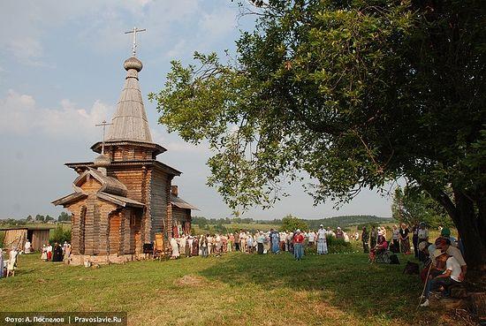 Храм в Ивановском