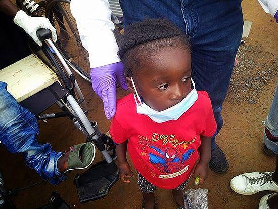 В центре эпидемии. Православная миссия в Сьерра-Леоне