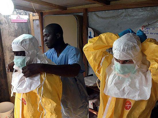 Эбола наступает, - Фритаун со дня на день окажется в полной изоляции, как и большинство регионов страны