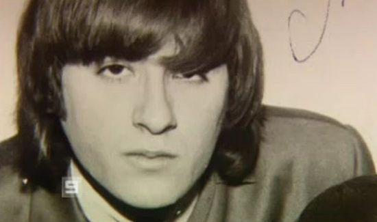Во времена рок-н-ролла. Будущий отец Фемистокл в 60-х.