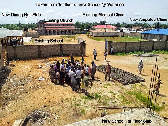 Школа Ватерлоо, Сьерра-Леоне