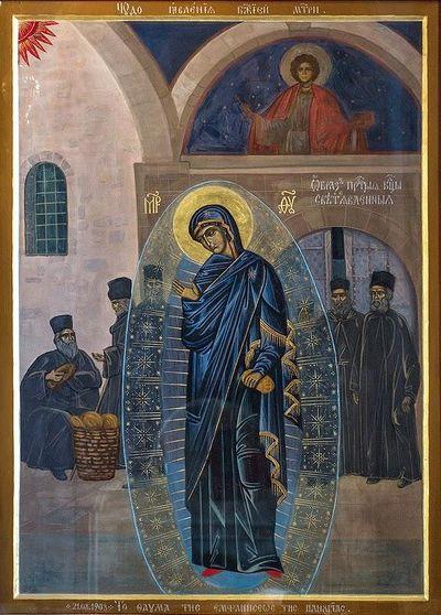 Светописанный образ Пресвятой Богородицы