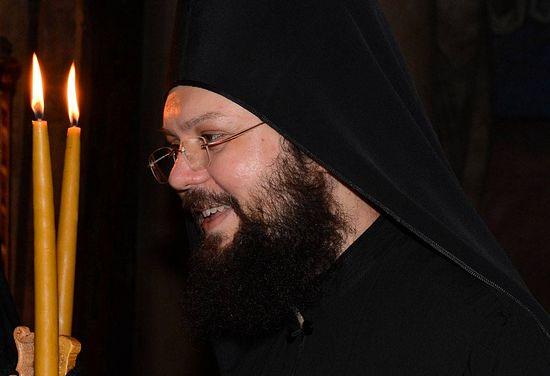 Новопреставленный монах Афанасий