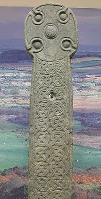 St. Ninian's cross.