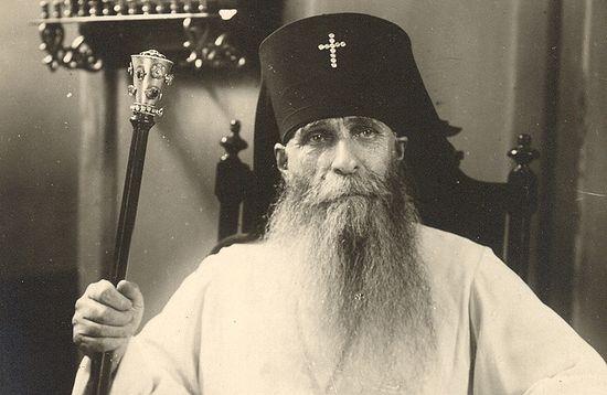 Святитель Зиновий (Мажуга), в схиме Серафим