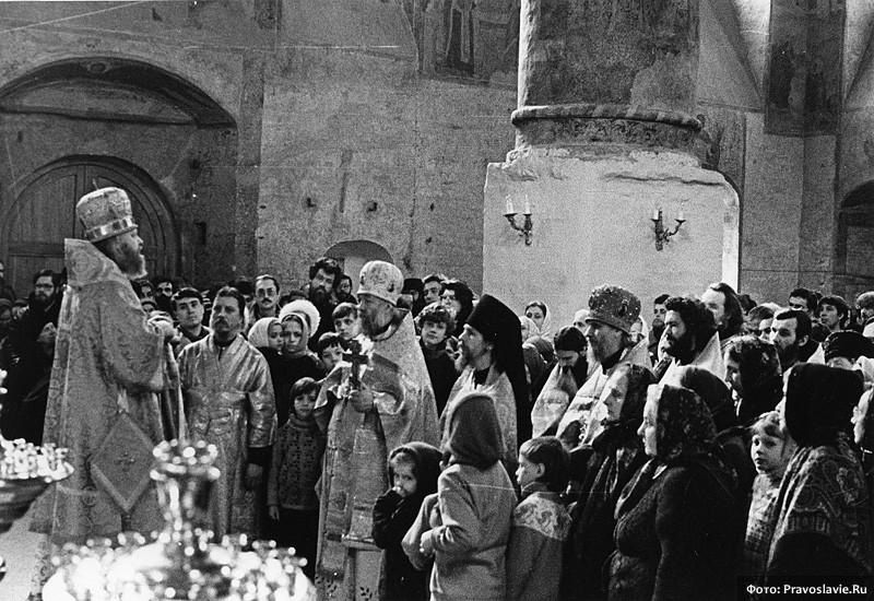 Сретенский монастырь. Двадцать лет.  Фото: Православие.Ru