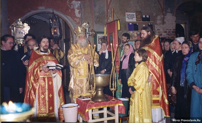 Владыка Василий (Родзянко). Фото: Православие.Ru