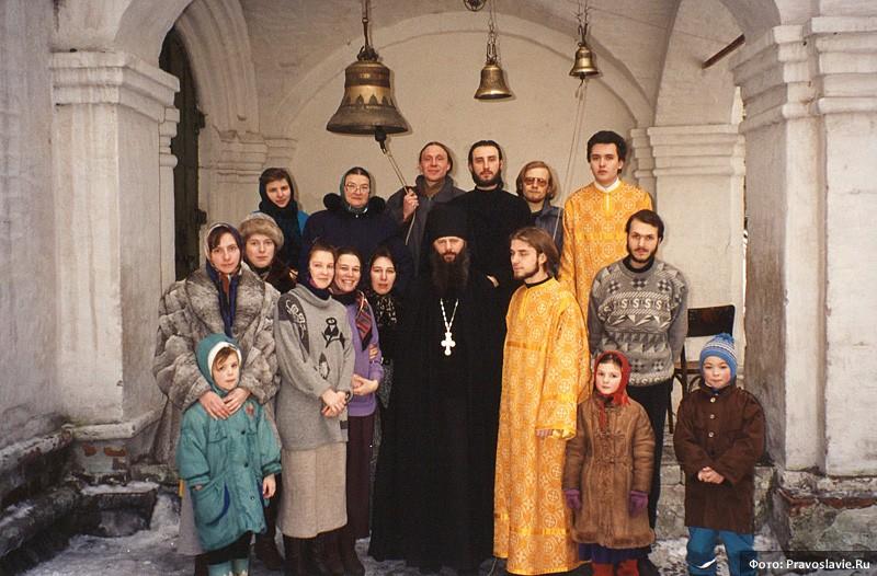 С отцом Анастасием. Фото: Православие.Ru