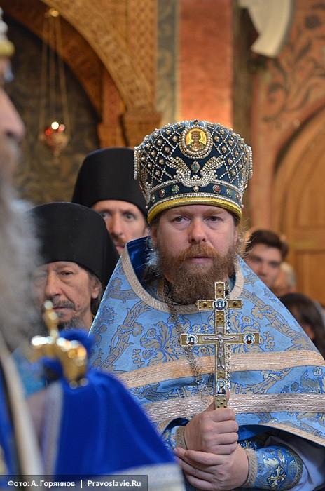 Архимандрит Тихон. Фото: А. Горяинов / Православие.Ru