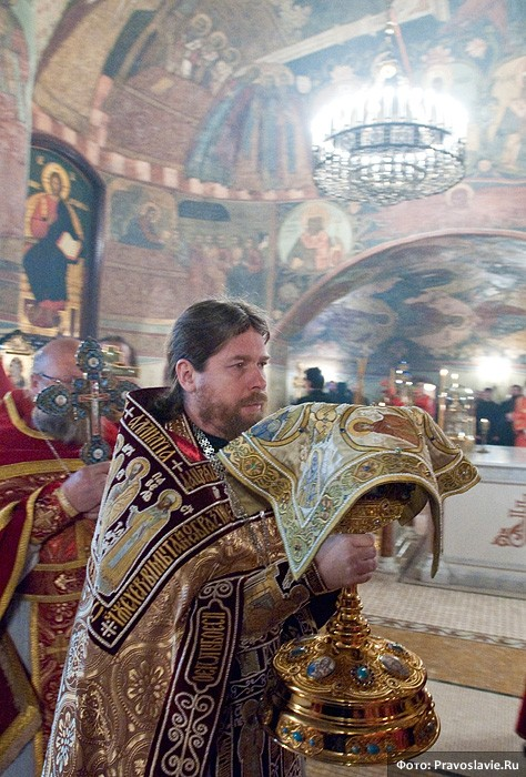 Архимандрит Тихон. Фото: Православие.Ru