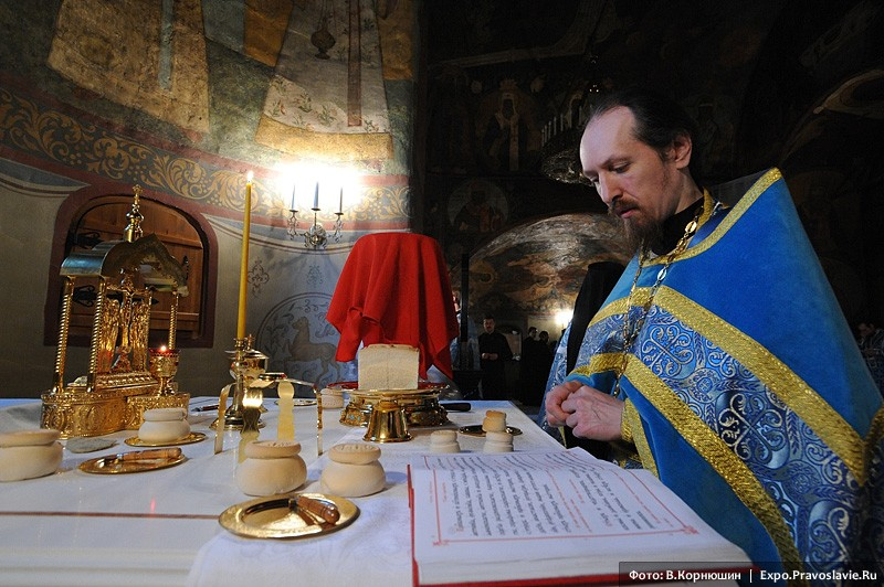 Игумен Киприан. Фото: В. Корнюшин / Православие.Ru