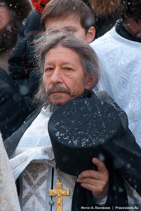 Иеромонах Иов. Фото: А. Поспелов / Православие.Ru