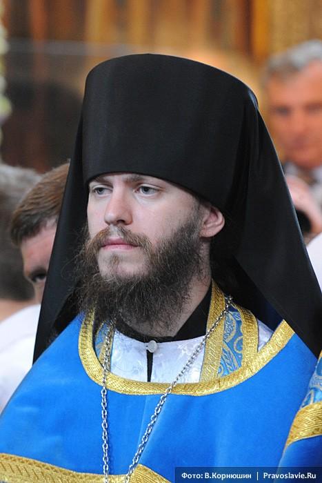 Иеромонах Иоанн. Фото: Православие.Ru