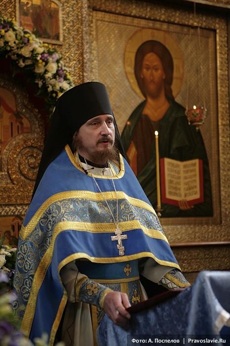 Иеромонах Павел. Фото: А. Поспелов / Православие.Ru