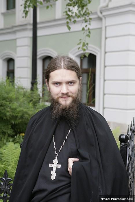 Иеромонах Игнатий. Фото: Православие.Ru