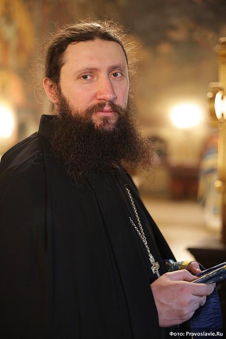 Иеромонах Никодим. Фото: Православие.Ru