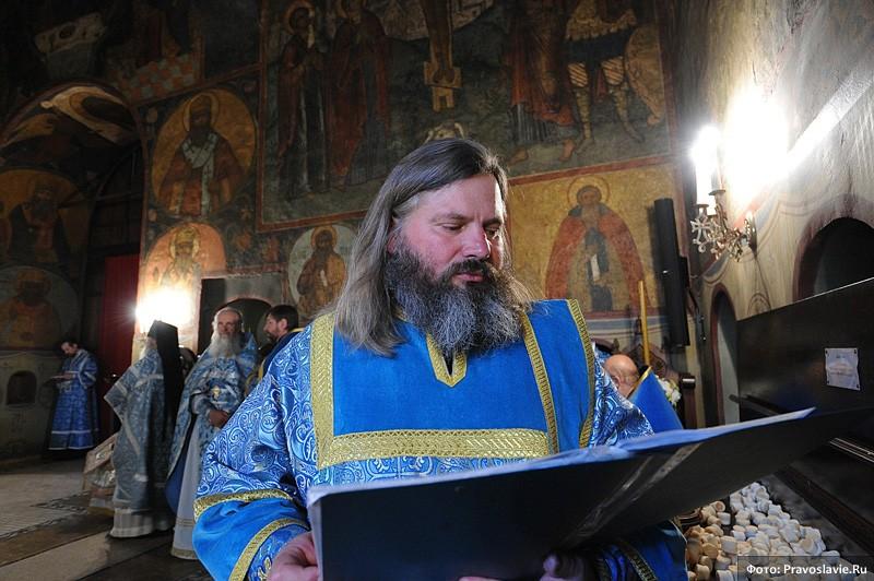 Иеродиакон Филарет. Фото: Православие.Ru