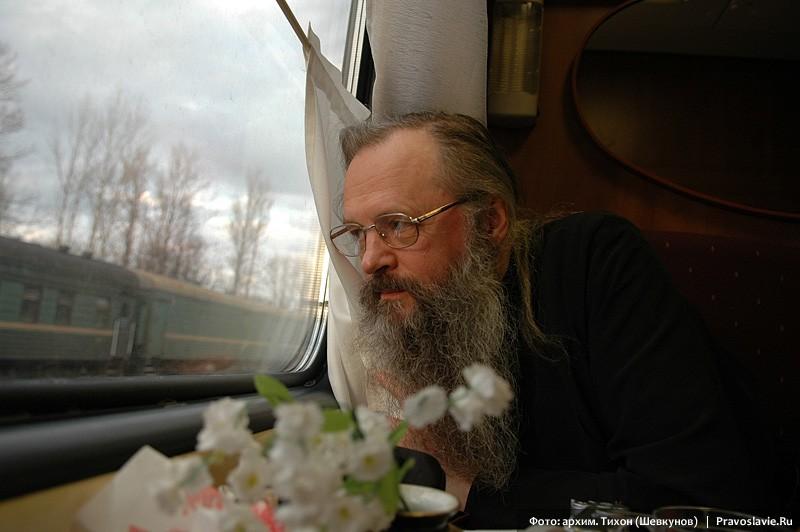 Схиархимандрит Анастасий. Фото: архим. Тихон (Шевкунов) / Православие.Ru