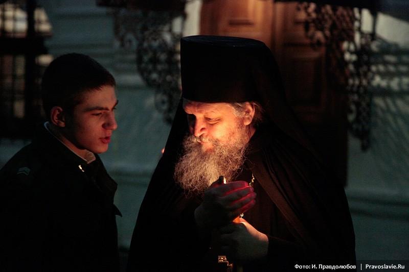 Иеромонах Арсений. Фото: И. Правдолюбов / Православие.Ru