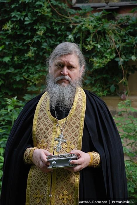 Иеромонах Арсений. Фото: А. Поспелов / Православие.Ru