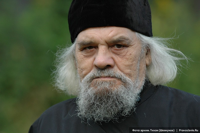 Монах Исайя. Фото: архим. Тихон (Шевкунов) / Православие.Ru