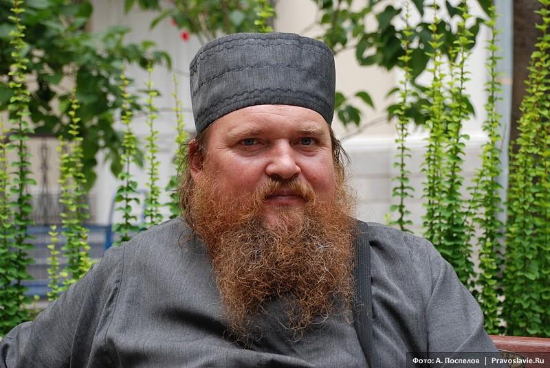 Монах Анатолий. Фото: А. Поспелов / Православие.Ru